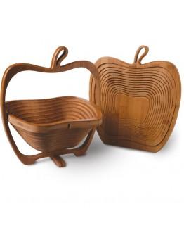Бамбукова кошница за плодове и зеленчуци