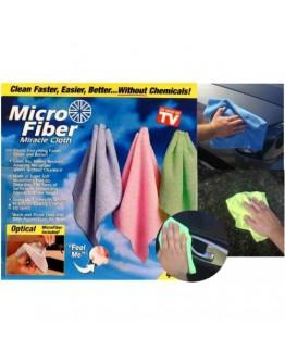 Комплект от 10 бр микрофибърни кърпи