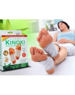 Kinoki Detox - 10 броя детоксикиращи пластири