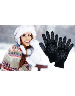 Дамски турмалинови ръкавици