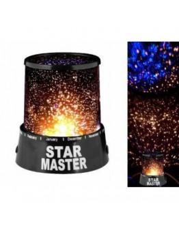 Звездна лампа - Планетариум Star Master