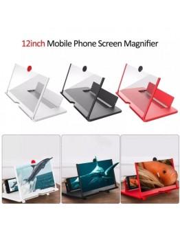 3D Увеличителен екран и стойка за телефон
