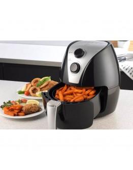 Уред Еър Фрайер за готвене без мазнина, 1000W, Air Fryer 2,5L