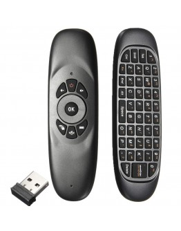 Въздушна мишка и клавиатура, Wireless Air Mouse, Mini Keyboard за Smart TV, PC и др