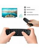 Въздушна мишка и клавиатура, Wireless Air Mouse, Mini Keyboard за Smart TV, PC и др