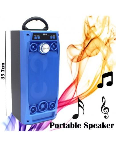 Музикална Bluetooth система с караоке функция QS-36