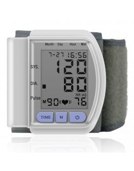 Апарат за измерване на кръвно налягане с голям LCD дисплей, CK-102S