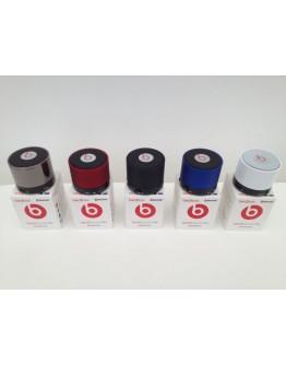 Мини Bluetooth колонка с MP3 и радио - мощен и плътен бас BeatBox!