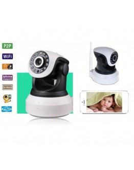 IP мрежова Камера безжична, P2P връзка с компютър, телефон, таблет