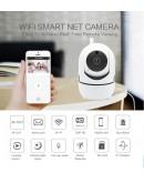 Wifi Смарт камера за вкъщи, FULL HD, 2MP 1080P, Auto Tracking, Нощно виждане