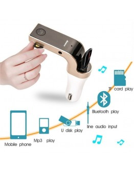 FM Трансмитер CAR G7 Bluetooth/ MP3 Плейър / Хендс Фрий