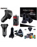Универсално зарядно за запалката на автомобила Remax Aliens 4,2A с 3 USB изхода