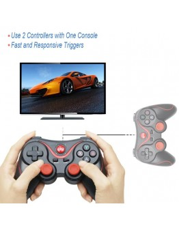 Джойстик Wireless controler X3, iOS, Android, Windows, Безжичен, Блутут