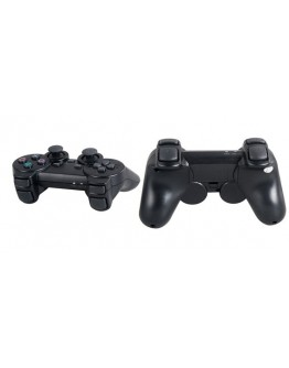 Wireless вибриращ контролер 3 в 1 за PS3/PS2/PC