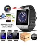 Смарт часовник DZ 09 - SIM карта, SD micro, Bluetooth, Камера