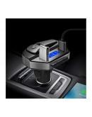 FM Transmiter V6 с блутут слушалка, USB, MP3, Handsfree