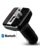 FM Трансмитер X9 - Bluetooth , USB, FM аудио предавател, MP3 плейър, Handsfree