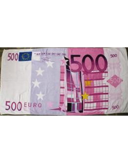 Плажна хавлия - цветна 500 евро