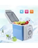 Хладилна чанта за автомобил 12V, 7.5 L, с опция охлаждане и затопляне