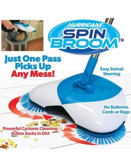Механичен уред за почистване - метла Hurricane Spin Broom