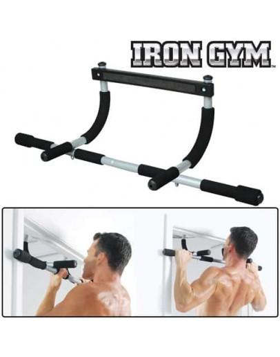 Фитнес уред - лост за врата IRON GYM