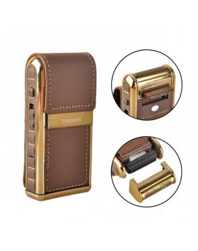 Самобръсначка Kemei Gold 5500 - акумулаторна с тример