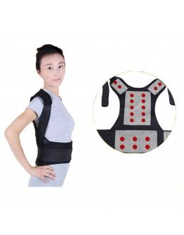 Турмалинов колан с магнити за кръста, гърба и за изправяне на стойката