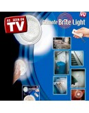 Преносима LED лампа с дистанционно управление
