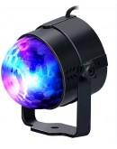 Диско лампа с дистанционно LED Party Light