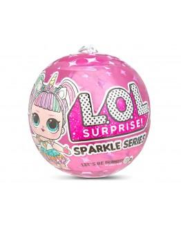 Кукла в сфера LOL Surprise, серия с брокат