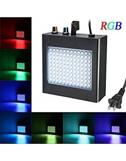 LED диско осветление, стробоскоп диско лампа - Strobe 108