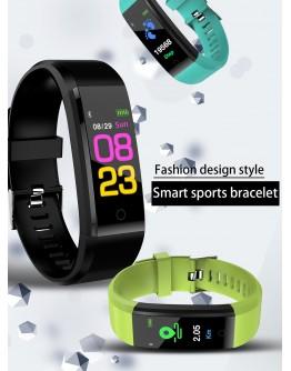 Фитнес блутут гривна Lefun  Smart Bracelet - часовник с измерване на кръвно налягане, пулс, крачки, калории …