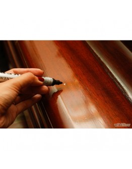 Комплект маркери за корекции на дефекти по мебелите