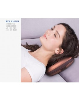 Масажираща възглавничка за 4 точков шиацу масаж CAR&HOME
