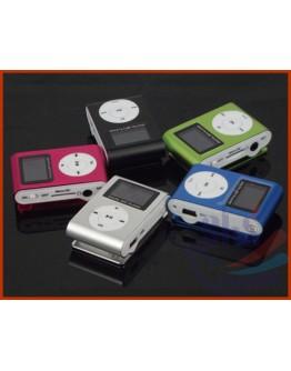 Мини MP3 плеър с LCD екран