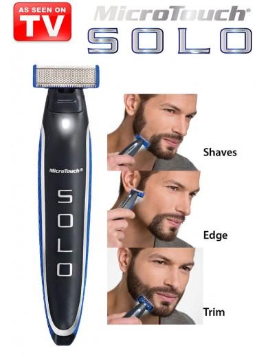 Мъжки акумулаторен тример за подстригване MICROTOUCH Solo