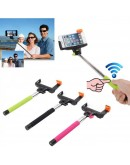 Bluetooth телескопичен стик за селфи снимки Z07-5