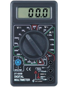 Цифров мултиметър, мултицет DT-830B
