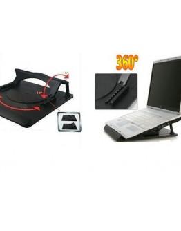 Стойка за лаптоп с охладител