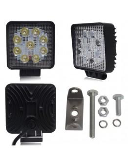 OFF ROAD Светлини 9 LED, 27 W