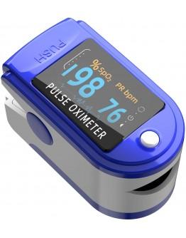 Пулсов оксиметър за измерване на пулс и насищането на кислород в кръвта