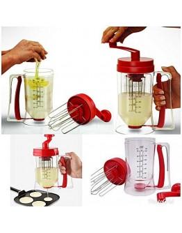 Ръчен миксер/машинка за палачинки Manual Pancake Machine