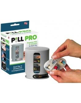 Органайзер за лекарства/таблетки Pill Pro