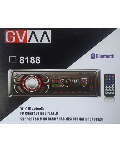 Mp3 плеър с радио ресийвър за кола BT8188, Bluetooth, USB, SD карта, Hands Free