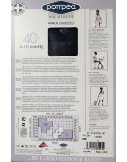 Чорапогащник с увеличена степен на компресия - Pompea 40 DEN