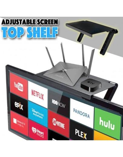 Поставка органайзер за телевизор TV SCREEN TOP SHELF