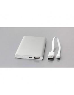 Външна батерия Xiaomi Mi, 20000mah, Power Bank, Slim