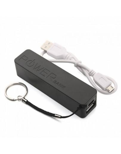 Външна мобилна акумулаторна батерия POWER BANK A5 2600 mAh