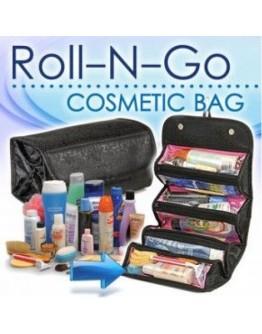 Roll-N-Go - органайзер за козметика, с който всичко си идва на мястото