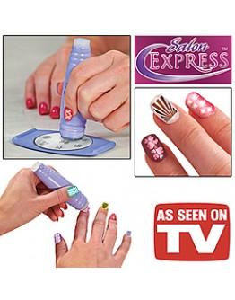 Красив моникюр с Salon Express Kit